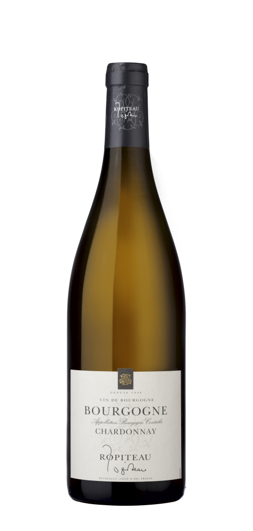 Ropiteau Bourgogne Chardonnay - Frankrijk
